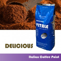 Ground Coffee 1 Kg. Delicious