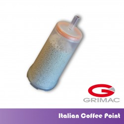 Scale filter for coffee machines