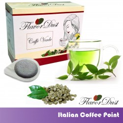 Flavordust Green Coffee pods