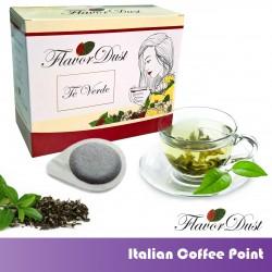 Flavordust Green Tea pods