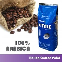 Grains de café 1 kg. Arabica