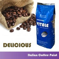 Grains de café 1 kg. Delicious