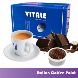 Cápsulas de café sabor a chocolate