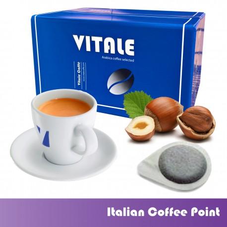 Coffee Pods hazelnut flavor