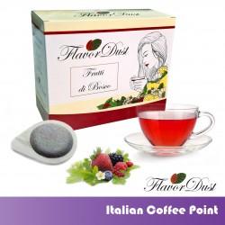 Flavordust Red Berries pods espresso