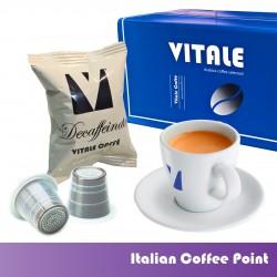 100 Vitale Decaffeinated Nespresso compatibles